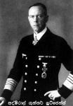 Admiral Gunther Lutjens