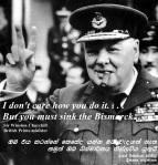 Winston Churchill withCigar