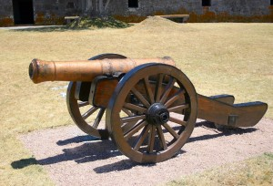 old-cannon