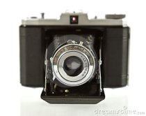 front-view-antique-folding-medium-format-camera-10515135