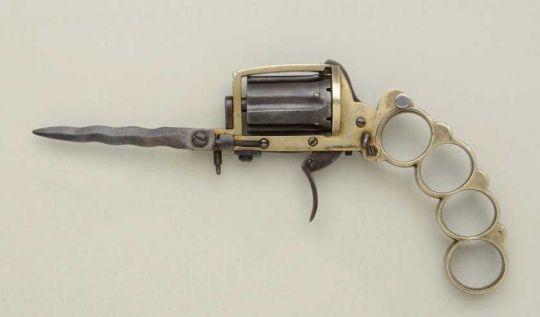 Apache Revolver