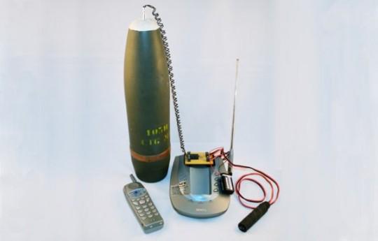Telephone Bomb