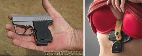 Micro Pistol