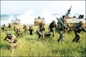 Mechanized Infantry